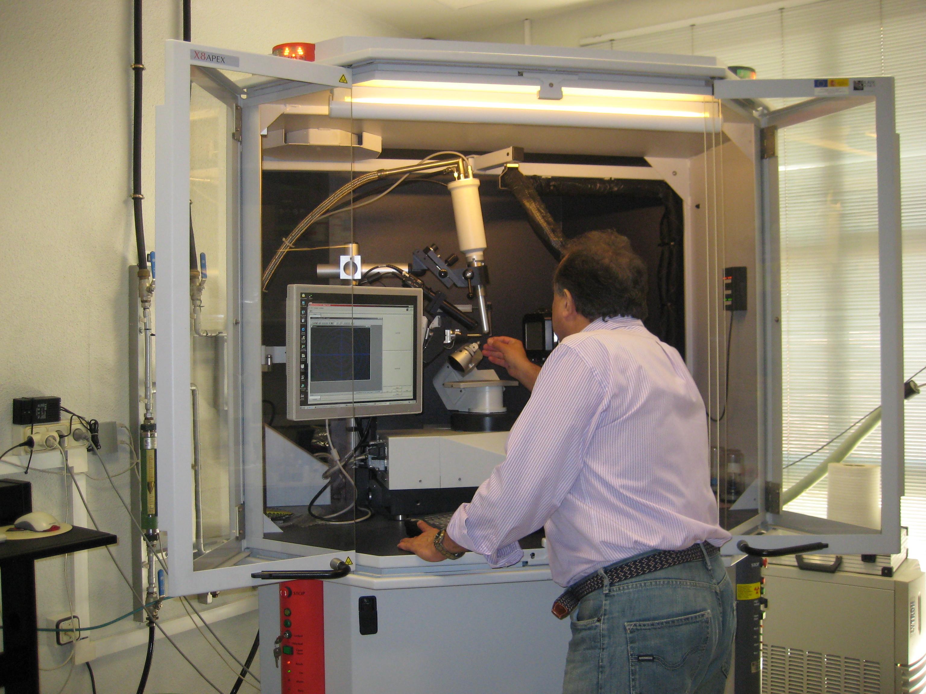 Laboratory Ray X